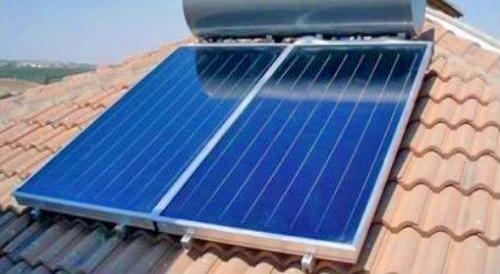 Tienes dudas sobre la energ a solar t rmica hidrosolar for Placas solares para calentar agua