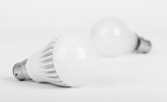 Luz led ahorro de electricidad