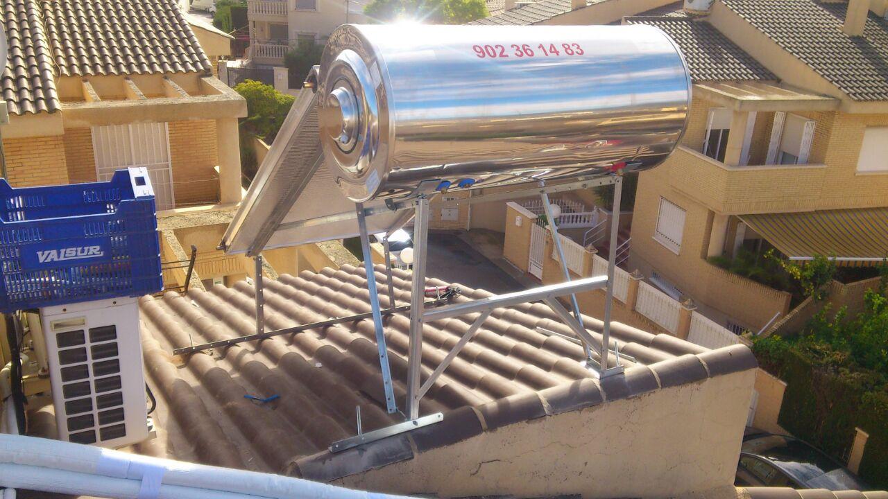 Hidrosolar instalaciones lacas solares
