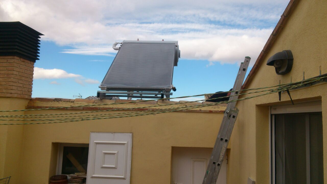 energia solar hidrosolar