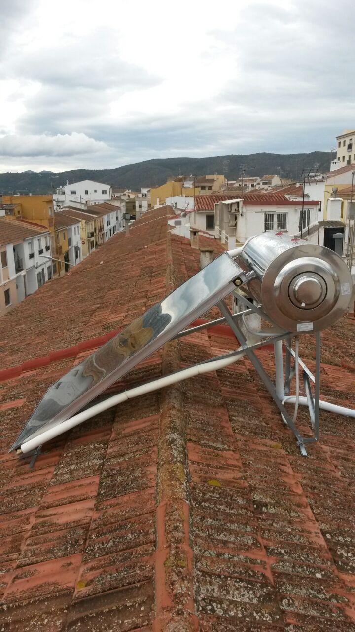 Energia solar instalaciones