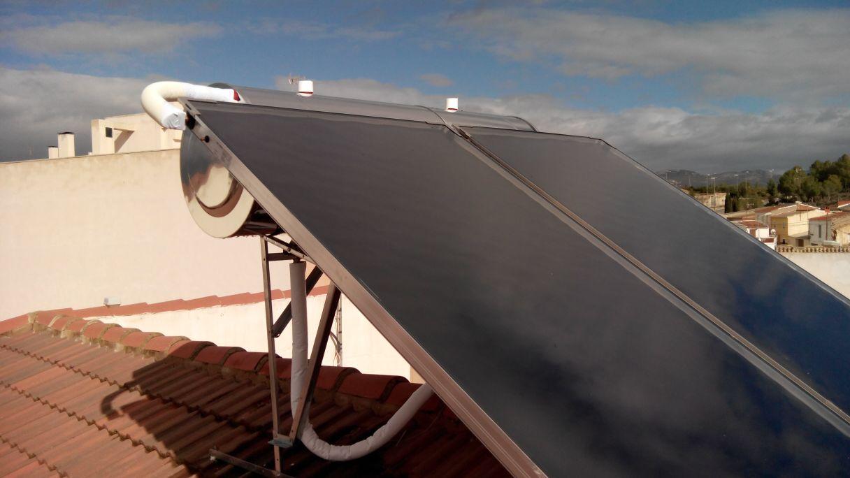 instalaciones de energia solar hidrosolar