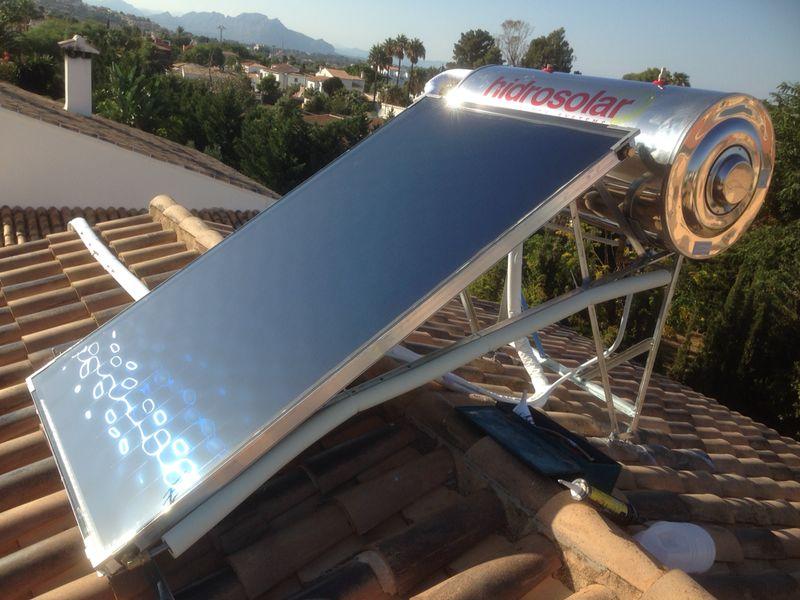 instalaciones de energia solar